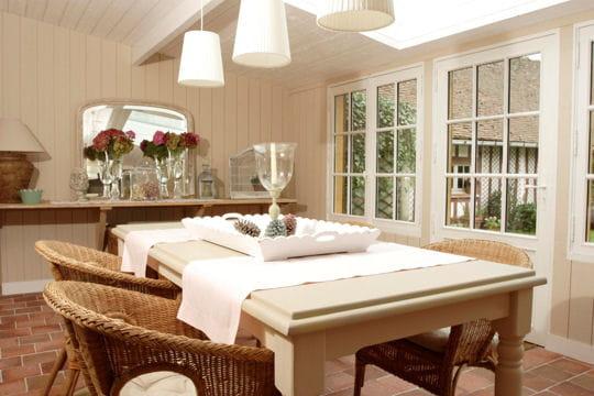 D co douceur 30 salles manger de d corateurs journal des femmes d coration - Deco journal des femmes ...