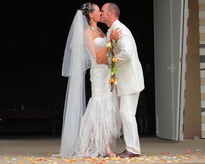 Un mariage bucolique chic journal des femmes - Deco mariage bucolique ...