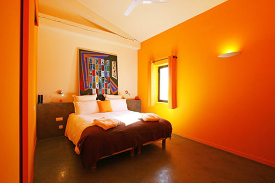 Awesome Chambre Rouge Et Jaune Ideas - Yourmentor.info ...
