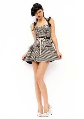 la robe marin de vuitton