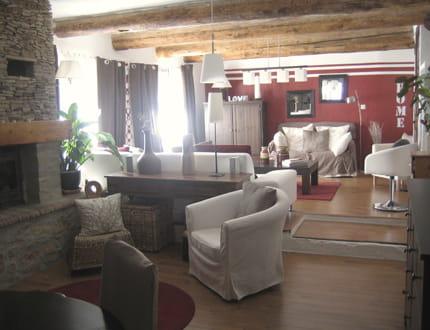 le s jour visitez la maison d 39 isabelle journal des femmes. Black Bedroom Furniture Sets. Home Design Ideas
