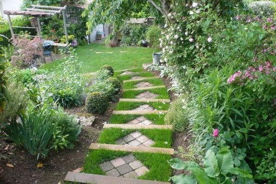 Le jardin des grandes vignes election du plus beau jardin de lecteurs 2009 journal des femmes - Le jardin des grandes vignes ...