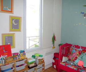 nous avons transform une des pi ces en salle de jeux la maison de paule journal des femmes. Black Bedroom Furniture Sets. Home Design Ideas