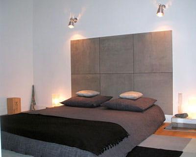 t te de lit fut e. Black Bedroom Furniture Sets. Home Design Ideas