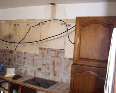 D mont e puis remont e avant apr s vos cuisines for Photos cuisines relookees