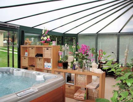 espace d tente vue sur la nature avec les v randas journal des femmes. Black Bedroom Furniture Sets. Home Design Ideas
