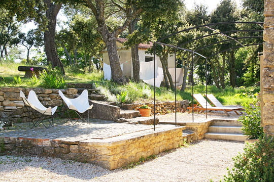Oasis Dans Le Luberon Des Jardins Tres Styles Journal Des Femmes