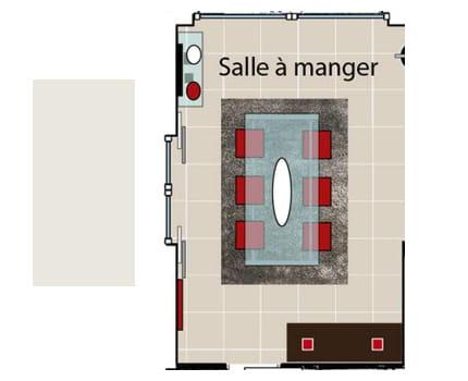 la d coration murale de la salle manger avant apr s. Black Bedroom Furniture Sets. Home Design Ideas