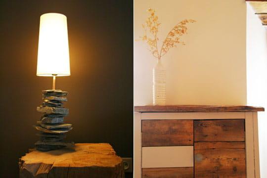 meubles et objets d co faits maison une maison pleine d 39 id es journal des femmes. Black Bedroom Furniture Sets. Home Design Ideas