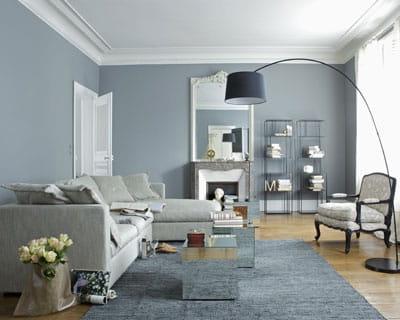 esprit classique des salons pour tous les styles journal des femmes. Black Bedroom Furniture Sets. Home Design Ideas