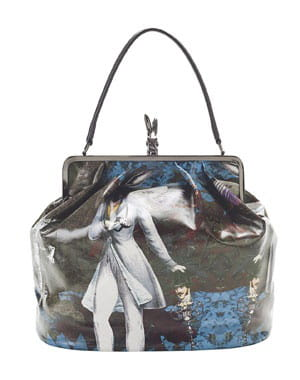 sac 'grow up doctor rabbit' de furla