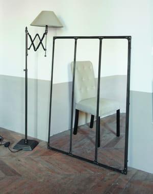 Un style industriel miroir mon beau miroir journal Miroir cargo maison du monde