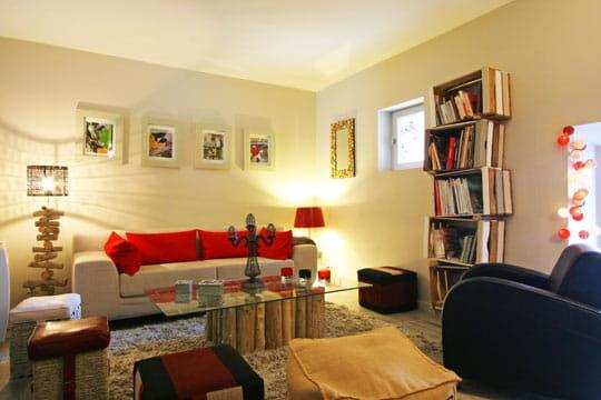 de la r cup 39 au salon 25 salons de d corateurs journal des femmes. Black Bedroom Furniture Sets. Home Design Ideas