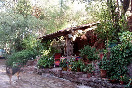 une terrasse rustique de somptueuses terrasses pour