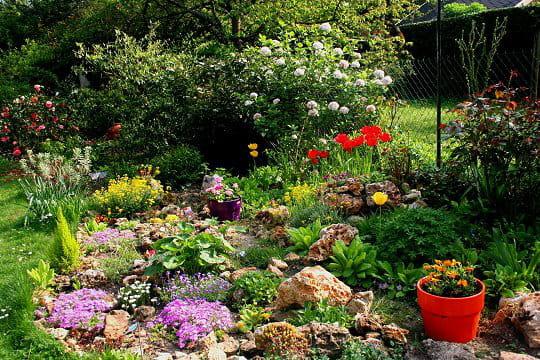 Decoration Jardin Recuperation - ?l?ments d?co qui font votre fiert? au jardin – Journal des Femmes