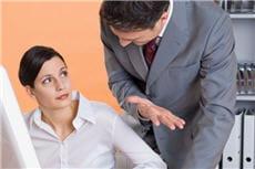 vous avez l'impression que votre boss a une dent contre vous ? demandez-le lui