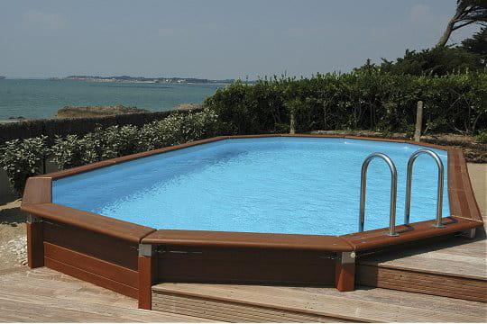 Des piscines hors sol ultra sympas journal des femmes for Piscine hors sol beton