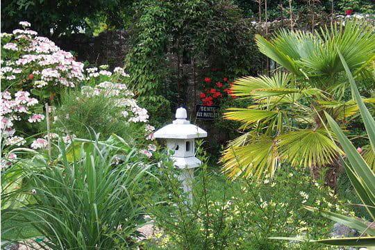 Le long de la sente aux matelots ambiance zen dans le for Le jardin normand