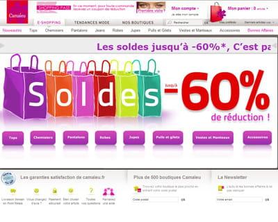 Camaieu.fr - Soldes d'été : les bons plans du Net - Journal des ...
