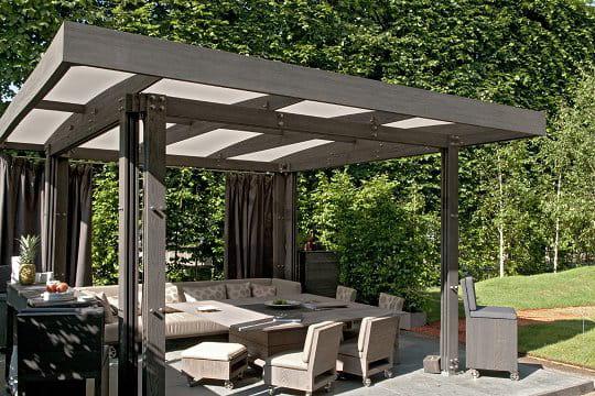 Cuisine de jardin design - Mobilier de terrasse design ...