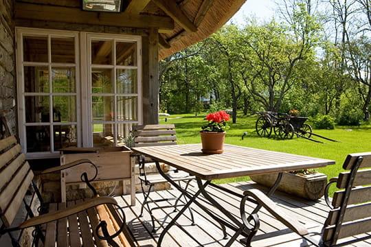Terrasse en bois  75 idées pour une déco moderne  Deco, Decoration