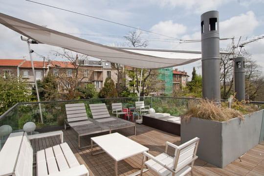 Une terrasse en ville terrasse 70 photos pour vous inspirer journal des - Une terrasse en ville ...