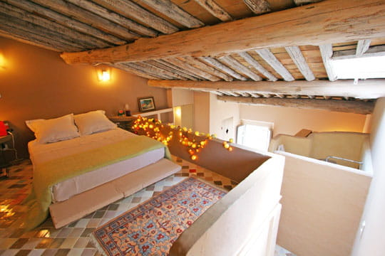 Chambre en mezzanine for Deco mezzanine