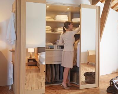 concentr de rangement. Black Bedroom Furniture Sets. Home Design Ideas