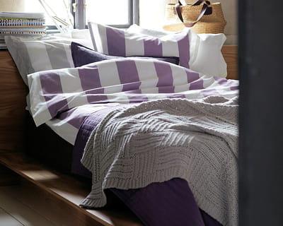l 39 automne approche une chambre dans de beaux draps journal des femmes. Black Bedroom Furniture Sets. Home Design Ideas