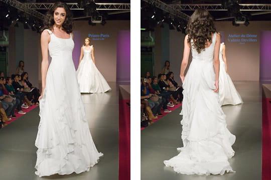 Bohème chic : Défilé de robes de mariée - Journal des Femmes