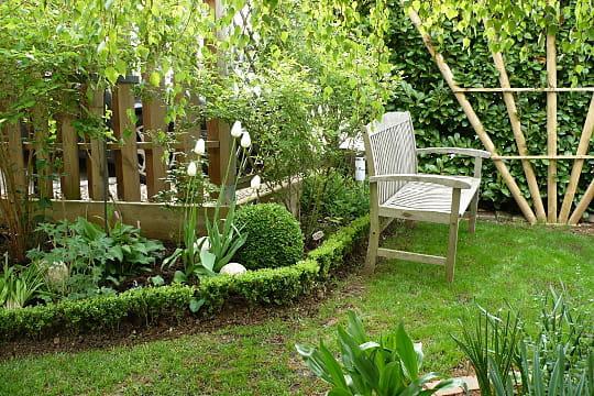 tout pour un jardin accueillant le jardin des grandes vignes d 39 anne marie journal des femmes. Black Bedroom Furniture Sets. Home Design Ideas