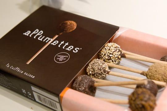 chocolat ludique le salon du chocolat dition 2010 journal des femmes. Black Bedroom Furniture Sets. Home Design Ideas