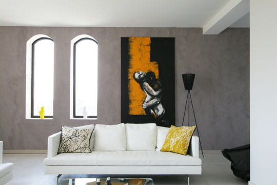 gris souris. Black Bedroom Furniture Sets. Home Design Ideas