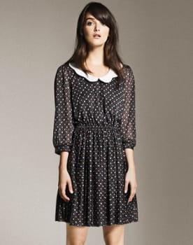 robe à pois 2012