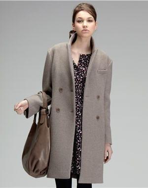 Manteau long femme gerard darel