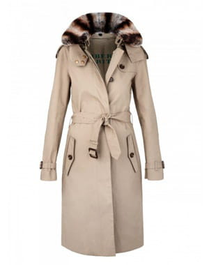 trench de burberry brit