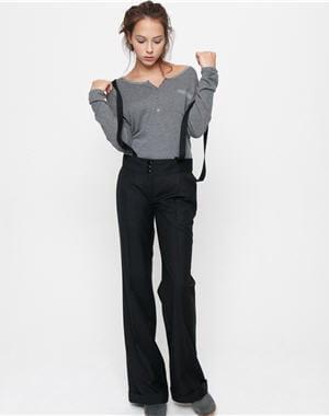 bretelles des pantalons sympas pour cet hiver journal. Black Bedroom Furniture Sets. Home Design Ideas