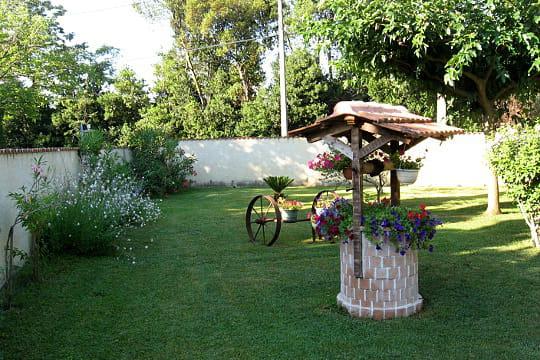 Tout en simplicit election du plus beau jardin de lecteurs journal des femmes famille - Le beau jardin du paresseux ...