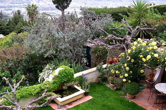 Un jardin dans le midi election du plus beau jardin de for Blythe le jardin de maman