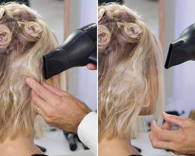 Le masque peignant pour les cheveux nirvel