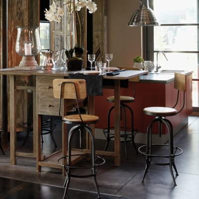 des chaises tendance pour habiller ma table journal des femmes. Black Bedroom Furniture Sets. Home Design Ideas