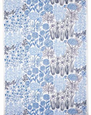 tissu au m tre gr nska blom d 39 ikea quoi de neuf chez. Black Bedroom Furniture Sets. Home Design Ideas