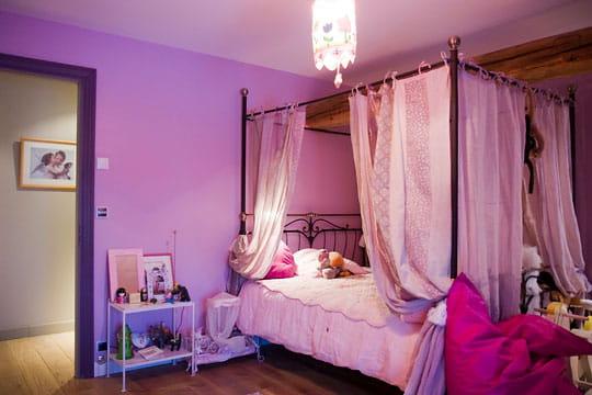 Chaise Cuisine Mi Haute : Une chambre de princesse  Impressionnante renaissance dune ancienne