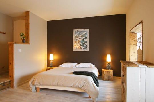 D coupes nature 25 id es pour une chambre de r ve journal des femmes - Idee peinture pour chambre ...