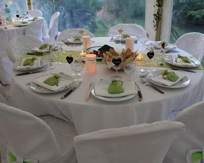 Décoration Mariage Table Decoration De Champetre » Pictures