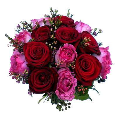 Le bouquet des amoureux for Bouquet de fleurs raiponce