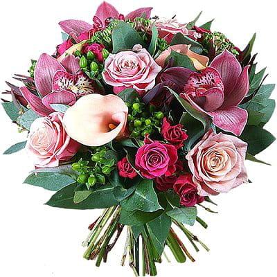 Un bouquet de saison for Bouquet de fleurs pour un malade