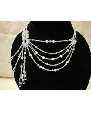 collier de perles de cristal katou créations