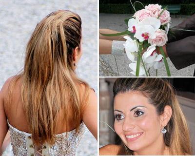 Cheveux l ch s vos plus belles coiffures de mari e journal des femmes famille - Les plus belle coiffure de mariage ...