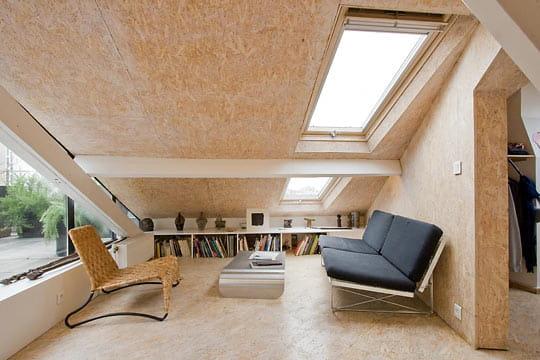 sous les combles des id es pour ranger mes livres journal des femmes. Black Bedroom Furniture Sets. Home Design Ideas
